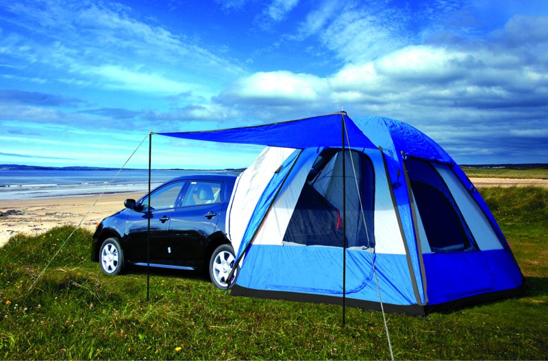 Truck Amp SUV Tents Sportz Dome To Go Tent For Compact Hatchbacks And Wagons 86000