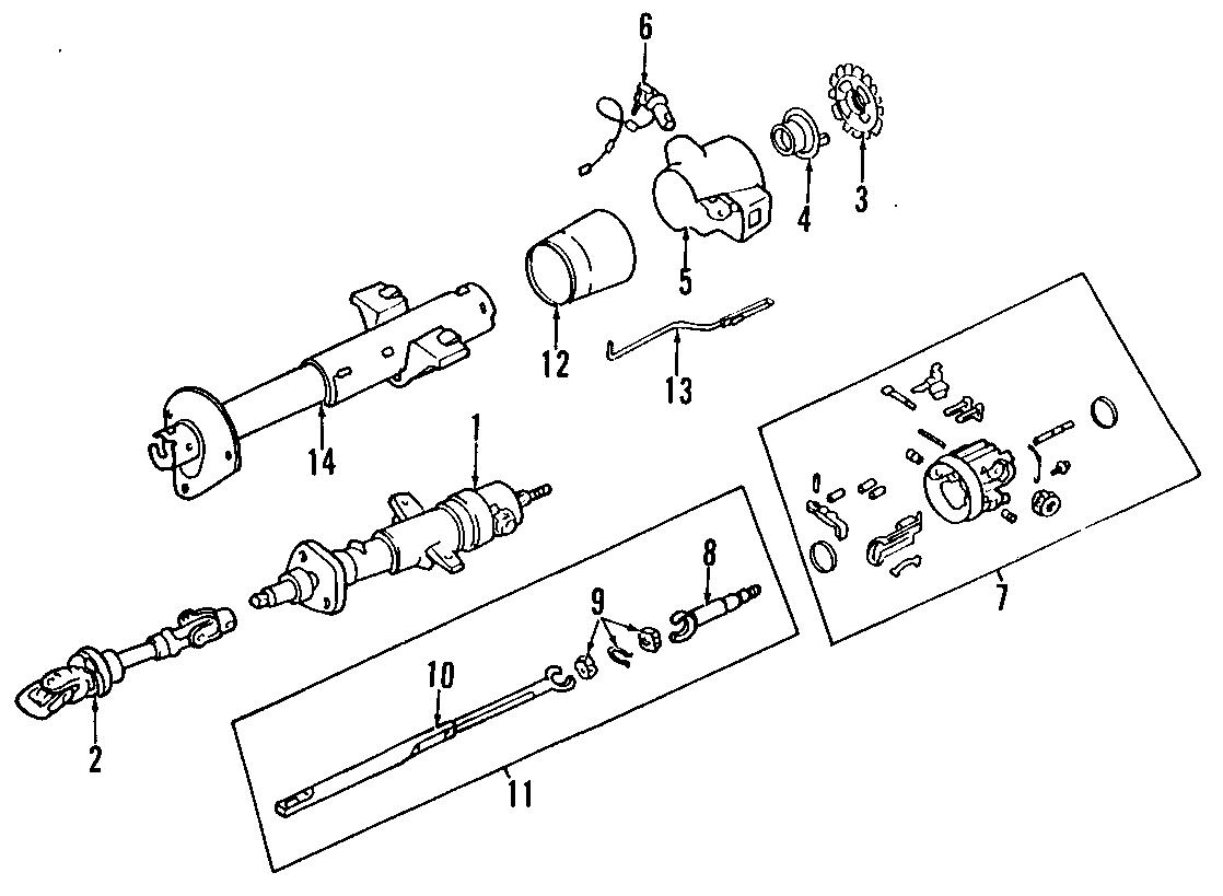 Chevrolet Camaro Turn Signal Cam