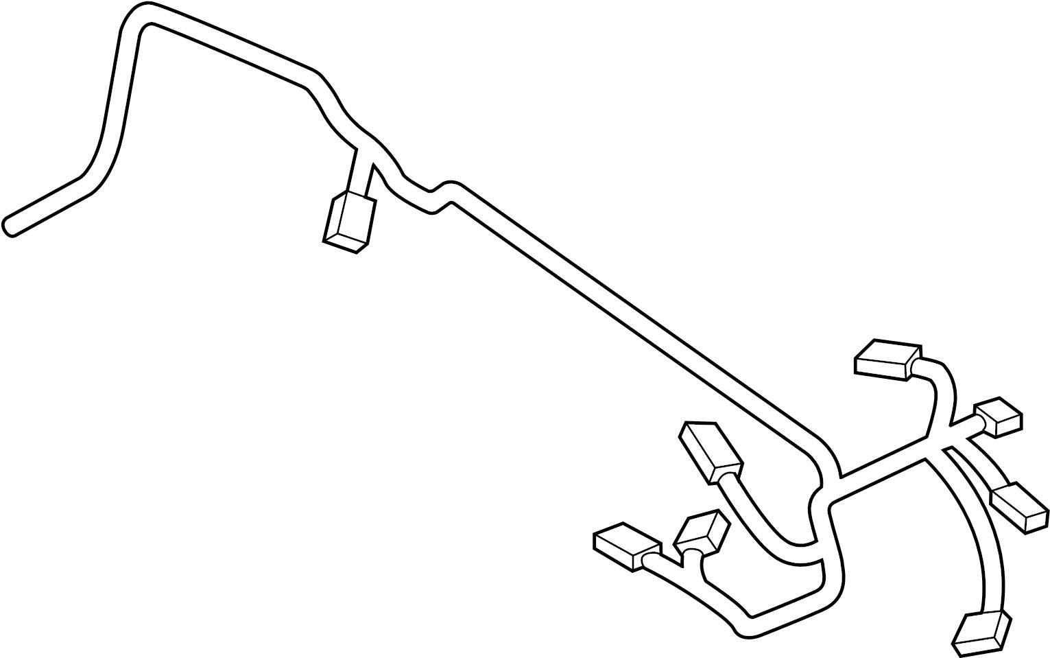 Chevrolet Traverse Engine Wiring Harness Engine 3 6