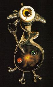 Sam Kramer 'Roc Pendant' 1957