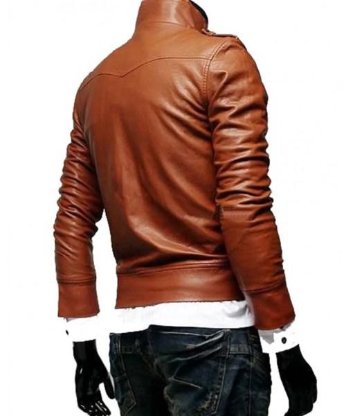 mens-slim-fit-tan-brown-leather-jacket