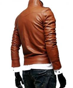 mens-slim-fit-tan-brown-leather-jacket