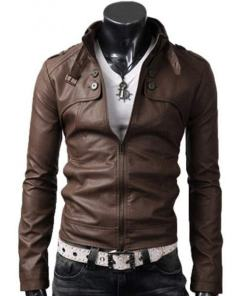 -slim-fit-brown-leather-jacket