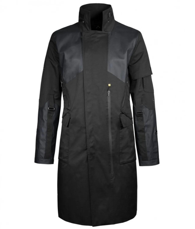 ffa2951ff644a Deus Ex Mankind Divided Video Game Adam Jensen Coat - Jackets Creator
