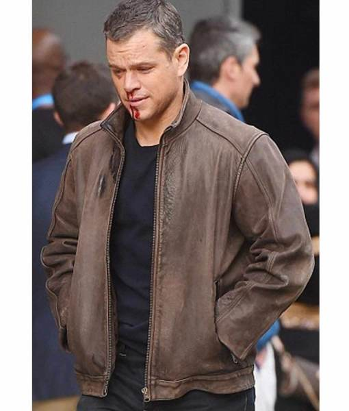 jason-bourne-brown-leather-jacket