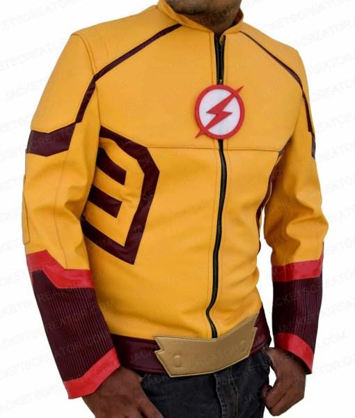 the-flash-kid-flash-jacket