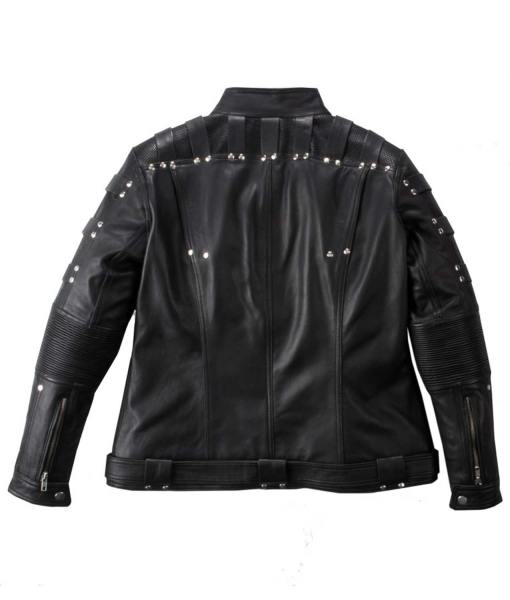 arrow-black-canary-jacket