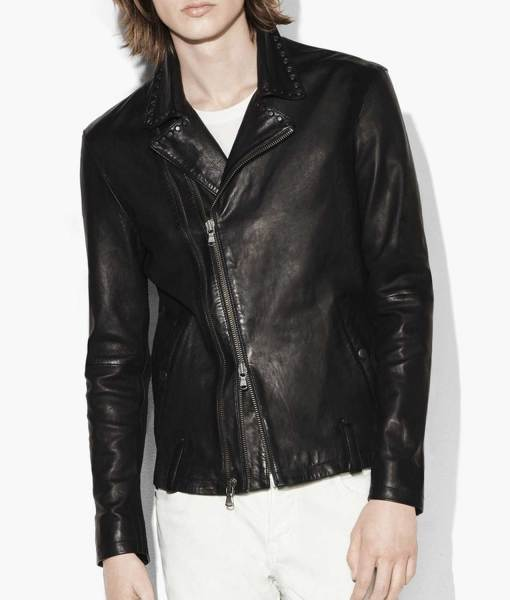 black-leather-biker-jacket