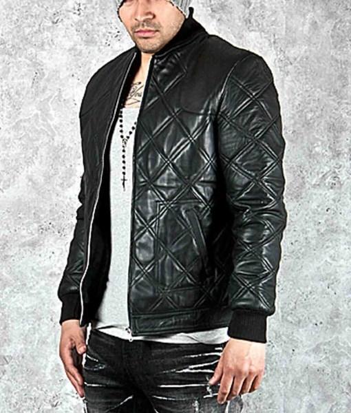 bomber-style-david-beckham-leather-jacket