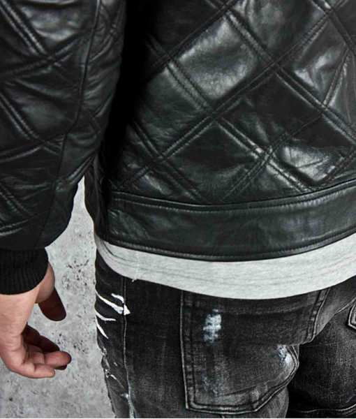 bomber-style-david-beckham-quilted-leather-jacket