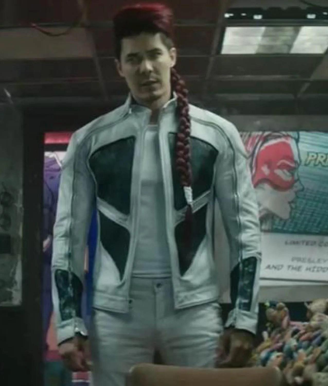 Deadpool 2 Shatterstar Jacket Worn By Lewis Tan Jackets