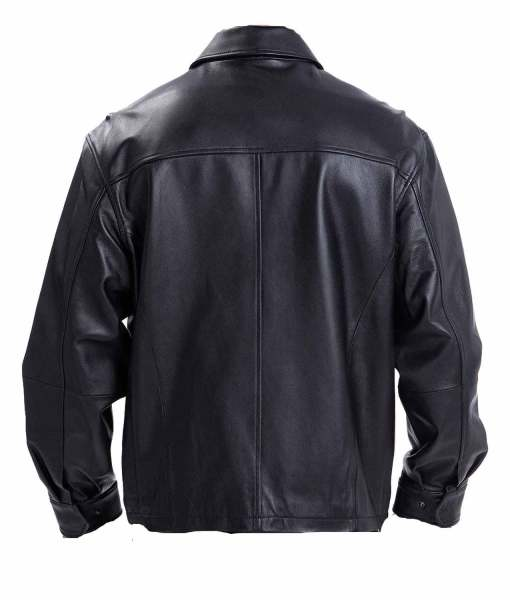 dwayne-johnson-driver-faster-leather-jacket