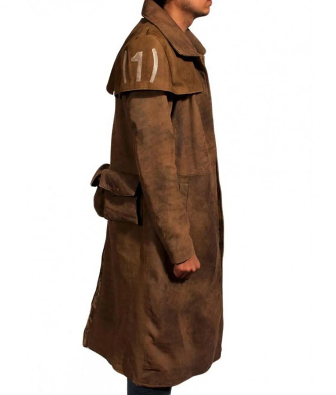 Fallout New Vegas NCR Ranger Duster Coat - Jackets Creator