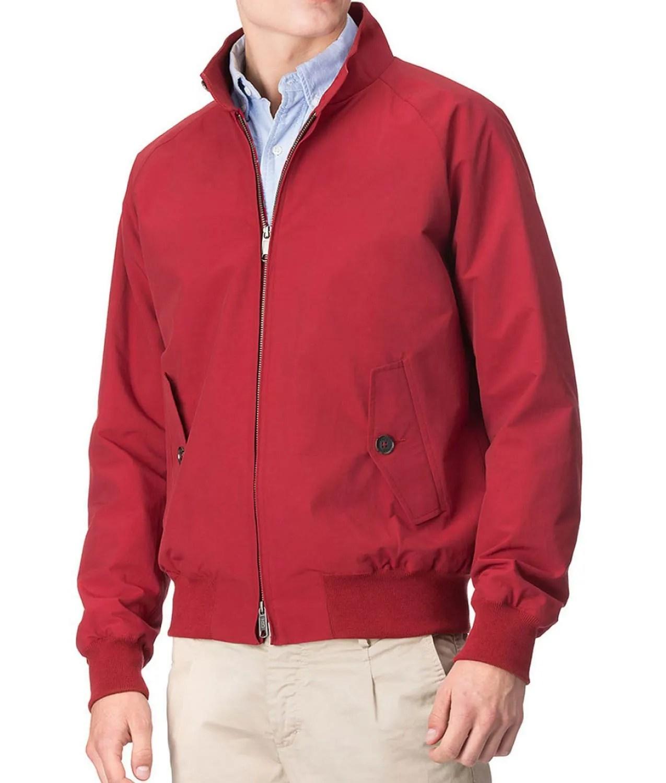 00af2157027 Jim Stark Rebel Without a Cause James Dean Red Jacket - Jackets Creator