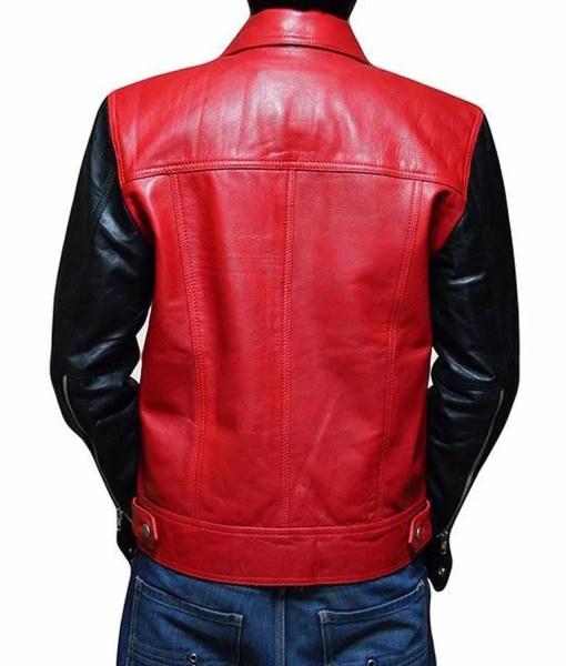 justin-bieber-red-and-black-jacket