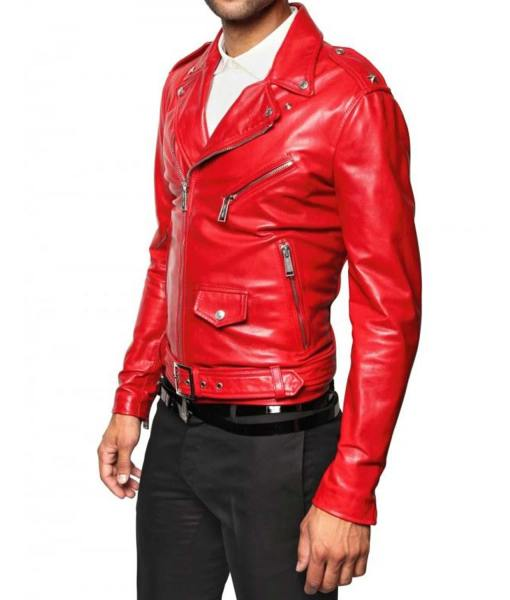 red-leather-biker-jacket