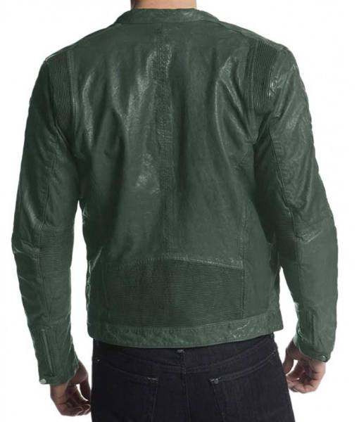 american-adrien-brody-green-leather-jacket