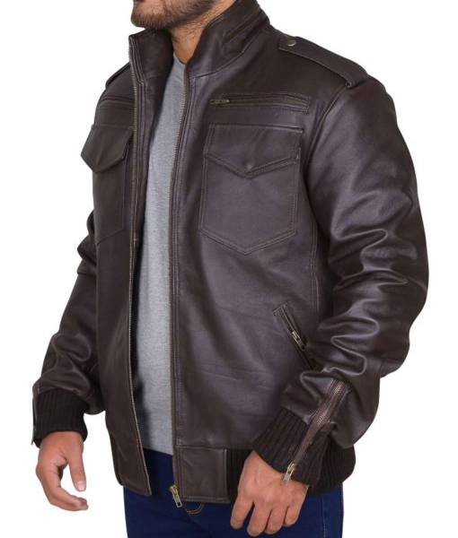 brooklyn-nine-nine-jake-peralta-bomber-leather-jacket