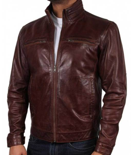 human-target-leather-jacket