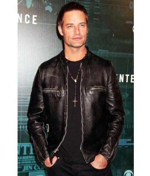 josh-holloway-intelligence-leather-jacket