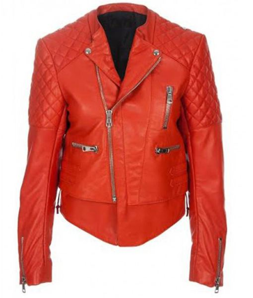 kristen-stewart-red-leather-jacket
