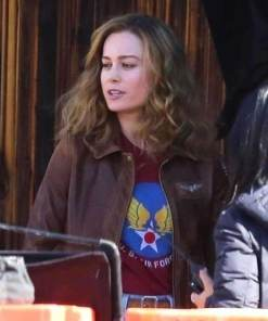carol-danvers-brown-leather-jacket