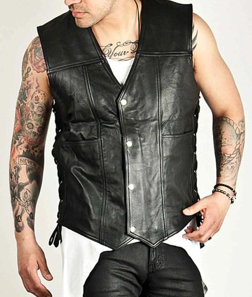 daryl-dixon-leather-vest