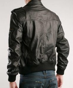 justin-timberlake-bomber-leather-jacket