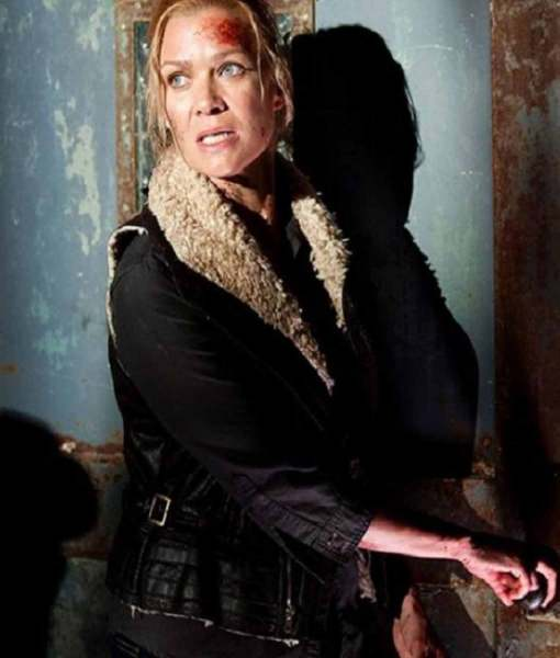 laurie-holden-the-walking-dead-andrea-harrison-leather-vest