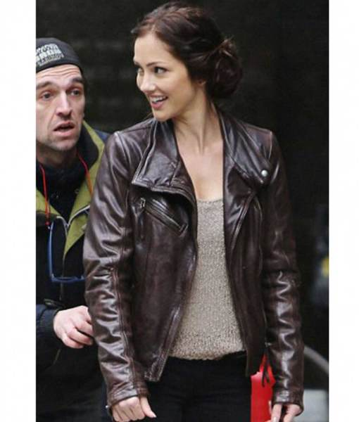 minka-kelly-almost-human-leather-jacket