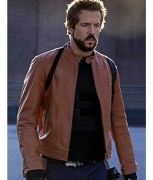 ryan-reynolds-blade-trinity-brown-leather-jacket