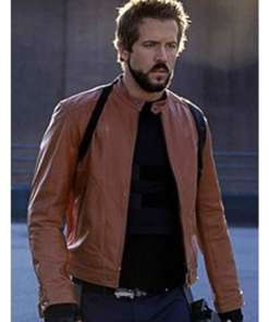 ryan-reynolds-blade-trinity-brown-leather-jacket