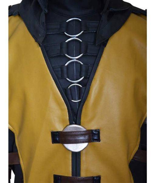 scorpion-vest