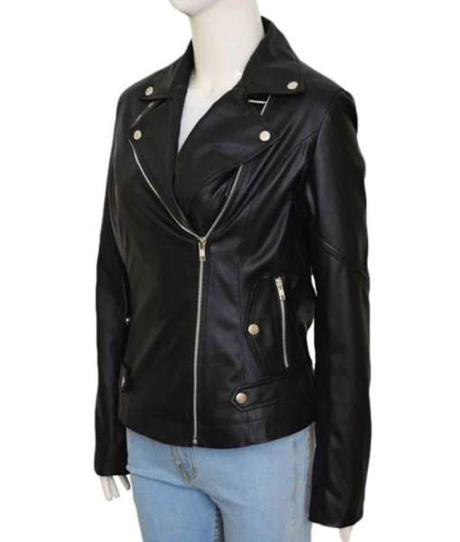 unforgettable-carrie-wells-leather-jacket