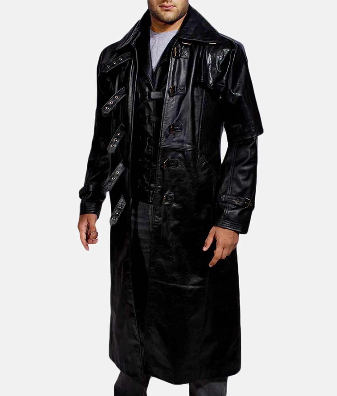 f7544fa5b4d Hugh Jackman Van Helsing Coat with Vest - Jackets Creator