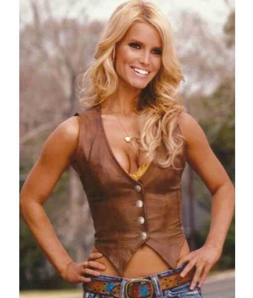 catherine-bach-the-dukes-of-hazzard-leather-vest
