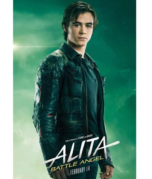 keean-johnson-alita-battle-angel-hugo-leather-jacket