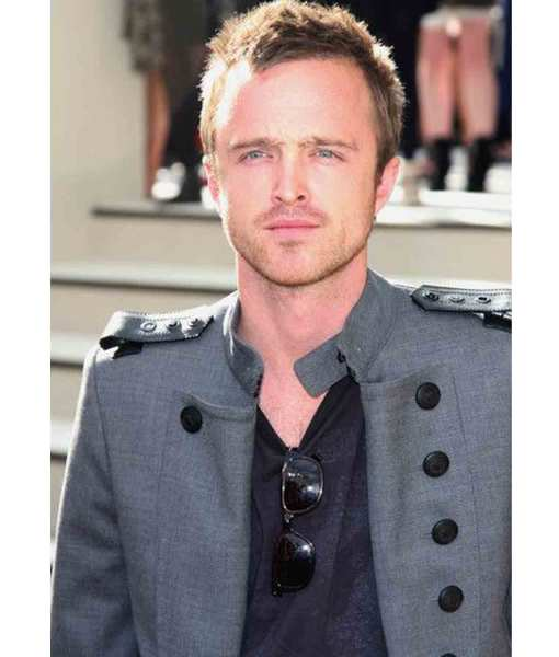 london-fashion-week-aaron-paul-grey-coat