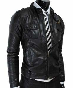 biker-slim-fit-black-leather-jacket