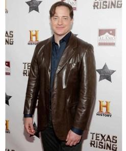 brendan-fraser-leather-blazer