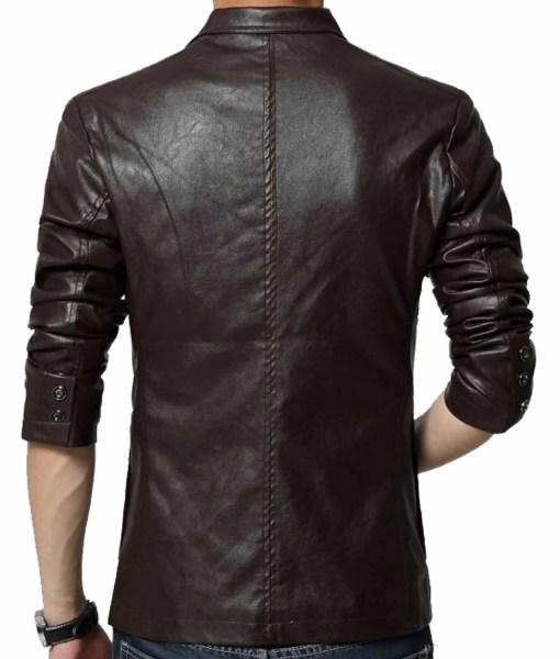 casual-slim-fit-mens-leather-blazer