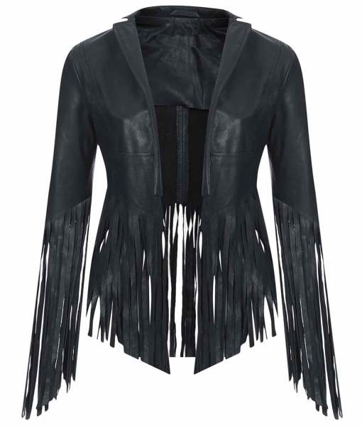 cheryl-cole-fringed-leather-jacket