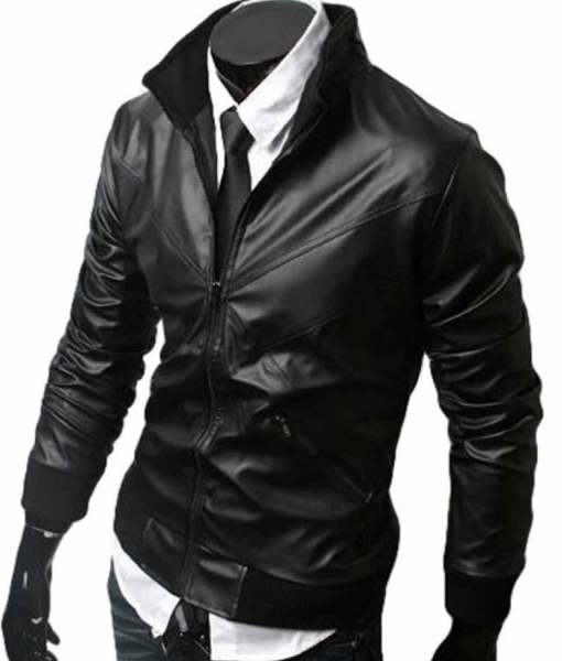 cross-front-leather-jacket