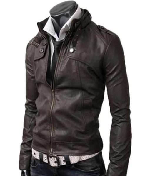 dark-brown-leather-jacket