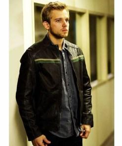 dylan-massett-black-leather-jacket
