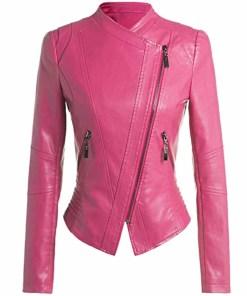hot-pink-leather-jacket