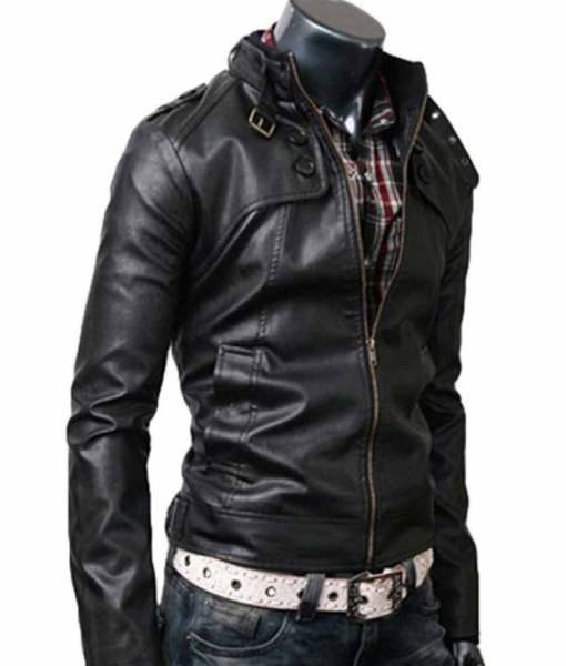 mens-slim-fit-black-leather-jacket