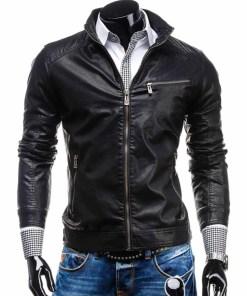 mens-slim-fit-leather-jacket