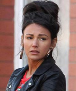 michelle-keegan-coronation-street-leather-jacket