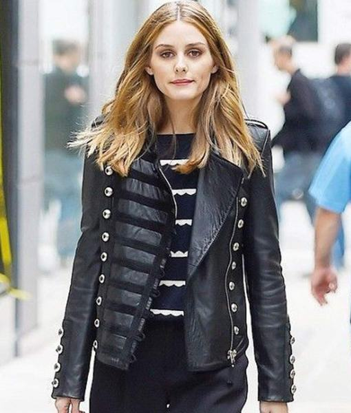 new-york-olivia-palermo-military-leather-jacket
